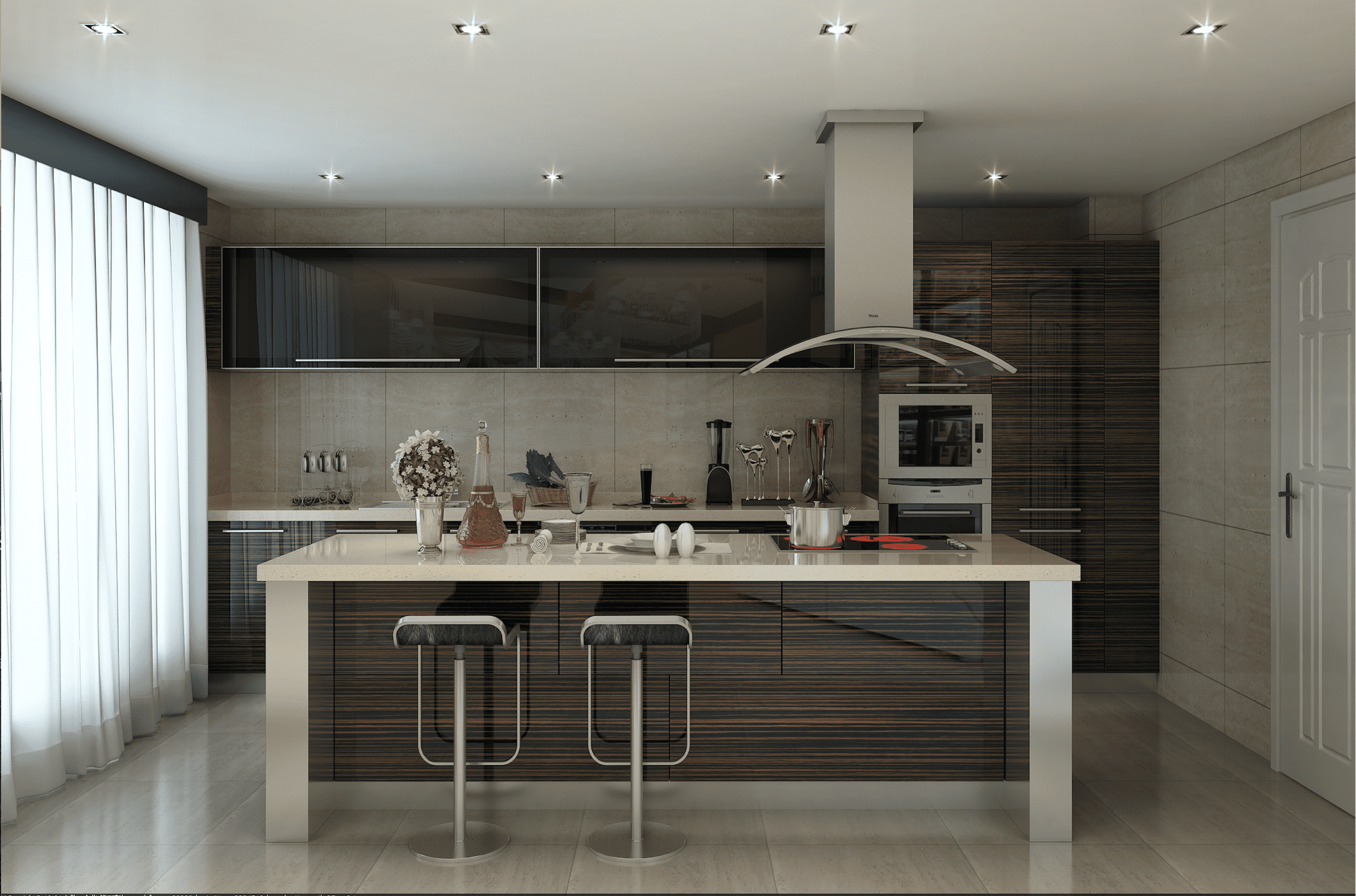 Top 10 Popular Kitchen Cabinet Designs 2020 in China ...