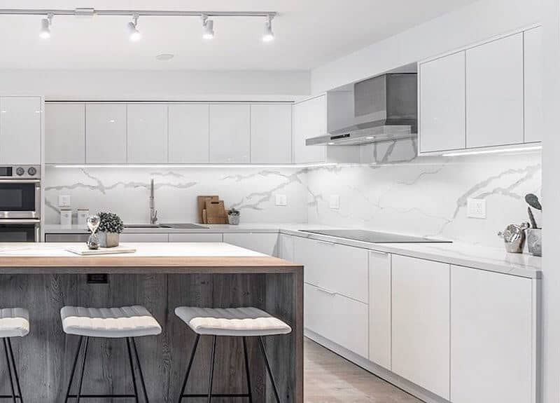 8 Best High Gloss Kitchen Cabinets 5, Are High Gloss Kitchen Cabinets Expensive