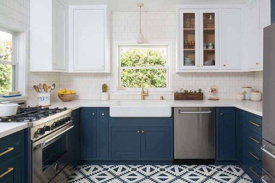 Navy Blue Kitchen Cabinets Trends Ideas Blue Cabinets For Sale
