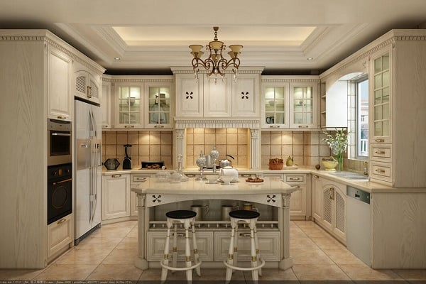 Bamboo Kitchen Cabinets Affordable, Are Bamboo Kitchen Cabinets Expensive